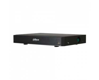 XVR видеорегистратор 4-канальный Dahua DH-XVR7104H-4K-I2 с AI функциями для систем видеонаблюдения