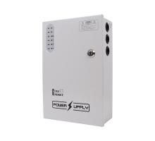 Блок безперебійного живлення BBG-1210/8 для відеоспостереження 12В, 10А, під 18Аг акумулятор