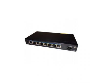 Некерований POE комутатор UTP1-SW0801-SP120