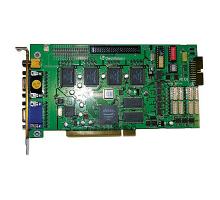 Плата відеорестрації GV-1480 б/у для систем відеоспостереження