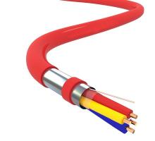 Вогнестійкий безгалогенний кабель J-H(St)H…Bd 1x2x0,8