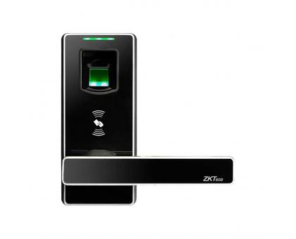 Smart замок ZKTeco ML10/ID зі зчитувачем відбитку пальця і карт EM-Marine / Mifare