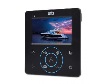Комплект відеодомофона ATIS AD-480MB Kit box