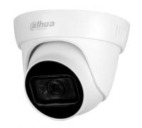HDCVI відеокамера 2 Мп Dahua HAC-HDW1200TLP-A (2.8mm) для системи відеоспостереження