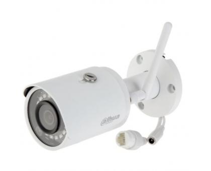 IP-відеокамера Dahua IPC-HFW1435SP-W-0280B для системи відеонагляду