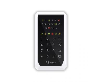 Сенсорна клавіатура K-PAD16 для керування охоронною системою Orion NOVA II