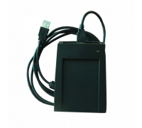 Настільний USB зчитувач-кодувальник ZKTeco CR60W карток Mifare