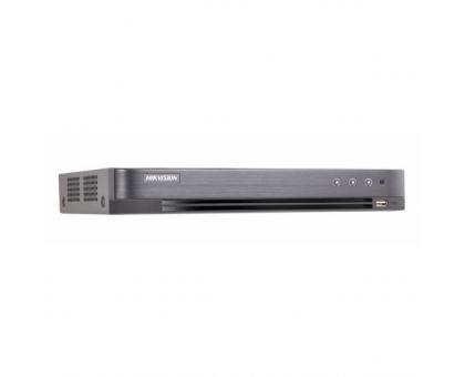 Відеореєстратор Hikvision DS-7204HQHI-K1/B для системи відеонагляду