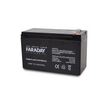 Акумулятор 12В 7 Аг для ДБЖ Faraday Electronics FAR7-12