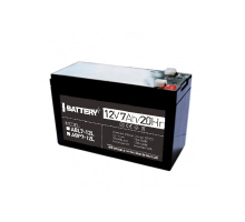 Акумулятор 12В 7 Аг для ДБЖ I-Battery ABP7-12L