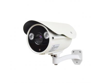 IP-відеокамера 1.3 Мп ATIS ANCW-13M35-ICR/P 4mm + кронштейн для системи IP-відеоспостереження