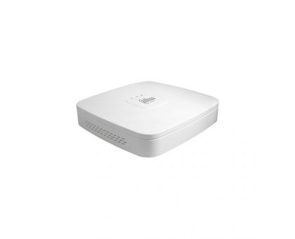 IP-відеореєстратор Dahua NVR4108-4KS2/L для систем відеоспостереження