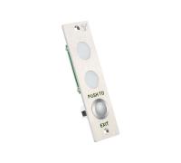 Кнопка виходу Yli Electronic PBK-813(LED) з LED-підсвічуванням