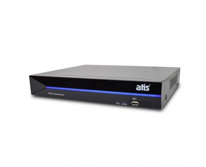Комплект відеоспостереження ATIS Starter Kit IP 2ext 2int