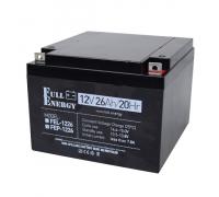 Акумулятор 12В 26 Аг для ДБЖ Full Energy FEP-1226