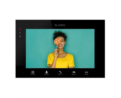 Відеодомофон Slinex SQ-07MTHD Black