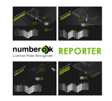 Windows клієнт NumberOK Reporter UA