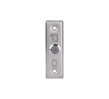 Кнопка виходу ATIS Exit-811L для вузьких дверей з LED-підсвічуванням