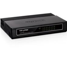 Коммутатор TP-LINK TL-SF1016D 16xFE неуправляемый