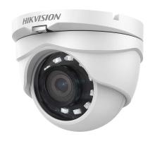 HD-TVI відеокамера 2 Мп Hikvision DS-2CE56D0T-IRMF(С) (2.8 мм) для системи відеонагляду