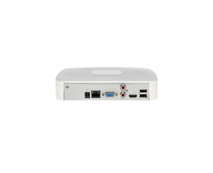 IP-відеореєстратор Dahua NVR4104-4KS2/L для систем відеоспостереження