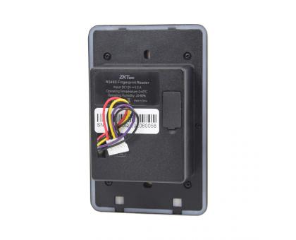 Біометричний зчитувач відбитків пальців вологозахищений ZKTeco FR1500(ID)-WP врізний