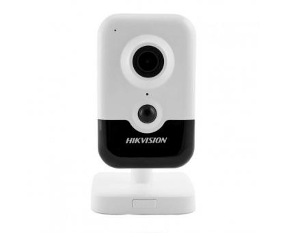 IP-відеокамера з Wi-Fi 4 Мп Hikvision DS-2CD2443G0-IW(2.8mm) для системи відеонагляду
