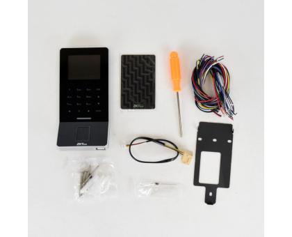 Біометричний термінал ZKTeco F22 зі зчитувачем відбитку пальця