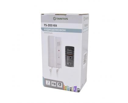 Комплект аудіодомофона Tantos TS-203Kit