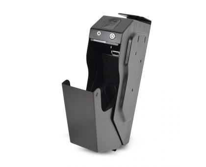 Збройний сейф для пістолета з біометричним сканером SVB500