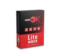 ПЗ для розпізнавання автономерів HOMEPOK Lite MMCR 2 канали
