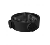 Монтажна коробка Hikvision DS-1260ZJ black для циліндрічної камери
