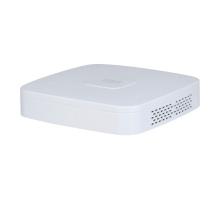 IP-відеореєстратор 16-канальний Dahua DHI-NVR2116-I з AI функціями для систем відеонагляду