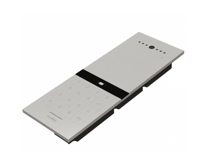 Відеопанель виклику Slinex Sitara Bio (silver) для IP-домофонів