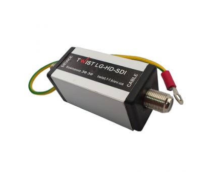 Пристрій для грозозахистуTwist-LG-HD-SDI
