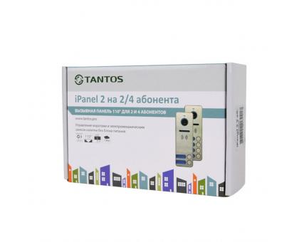 Відеопанель Tantos iPanel 2 Metal 2 аб.