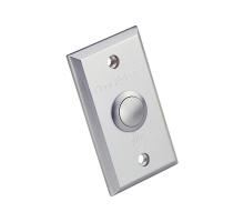 Кнопка виходу Yli Electronic ABK-800A з алюмінію врізна