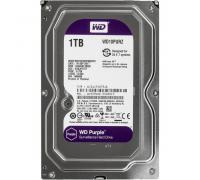 Жорсткий диск 1TB Western Digital WD10PURZ для відеоспостереження