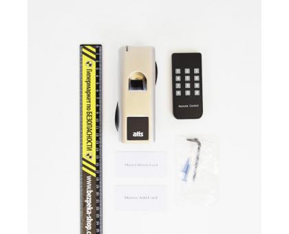 Біометричний контролер доступу ATIS FPR-3 зі зчитувачем відбитків пальців і RFID карт