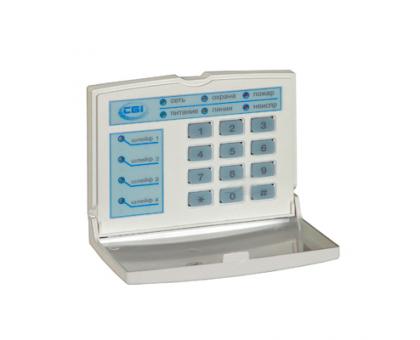 Клавіатура КЛ-ГР для ППК Оріон-8.128