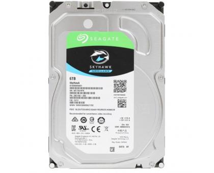 Жорсткий диск 6TB Seagate Skyhawk ST6000VX001 для відеоспостереження