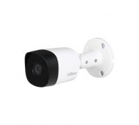 HDCVI відеокамера 2 Мп Dahua HAC-B2A21P (3.6mm) для системи відеоспостереження