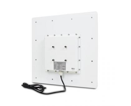 UHF-зчитувач вуличний ZKTeco UHF2-10E дальньої дії до 12 м
