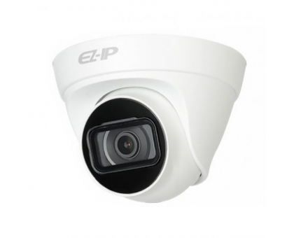 IP-відеокамера Dahua IPC-T2B20P-ZS для системи відеонагляду