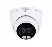 HD-CVI видеокамера 5 Мп Dahua DH-HAC-HDW1509TP-A-LED (3.6 мм) со встроенным микрофоном для системы видеонаблюдения