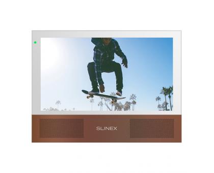 Відеодомофон Slinex Sonik 7 white