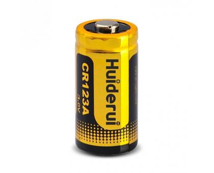 Батарейка для бездротової сигналізації Ajax CR-123a Huiderui battery