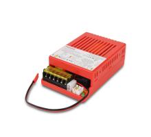 Безперебійний блок живлення Faraday Electronics 55W UPS ASCH PL під акумулятор 9-12А/г в пластиковому корпусі