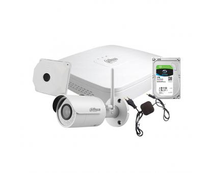 Комплект відеоспостереження WiFi kit 1cam