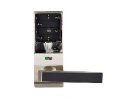 Smart замок ZKTeco AL20B left для лівих дверей з Bluetooth і зчитувачем відбитку пальця